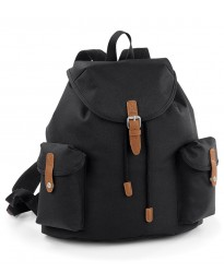 Personalised Backpack BG612 Vintage BagBase  GSM
