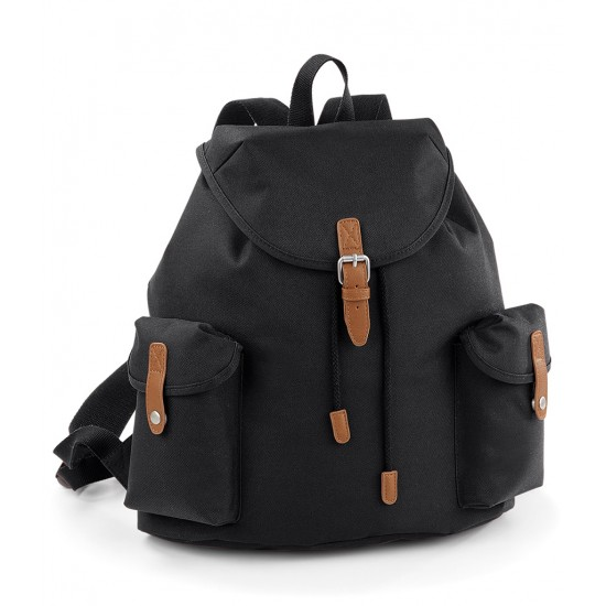Personalised Backpack BG612 Vintage BagBase  GSM