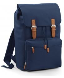 Personalised Backpack BG613 Vintage Laptop BagBase