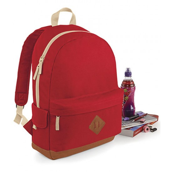 Personalised Backpack BG825 Heritage BagBase