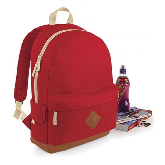 Personalised Backpack BG825 Heritage BagBase