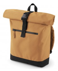 Personalised Backpack BG855 Roll-Top BagBase