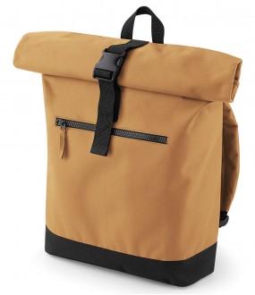 Personalised Backpack BG855 Roll-Top BagBase