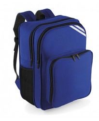Personalised Backpack QD425 Student Quadra