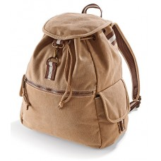 Personalised Backpack QD612 Vintage Quadra  GSM