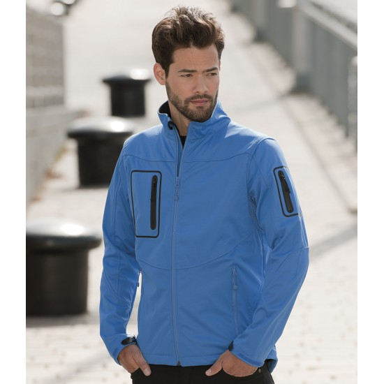 Personalised 5000 Jacket 520M Sports Shell Russell