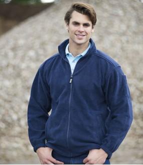 Personalised Fleece Jacket  RT50 Workwear RTY 300 GSM
