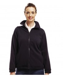 Personalised Fleece Jacket  RG144 Ladies Void 300 Regatta 300 GSM