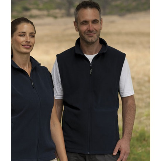 Personalised Bodywarmer RG115 Micro Fleece Regatta 210 GSM