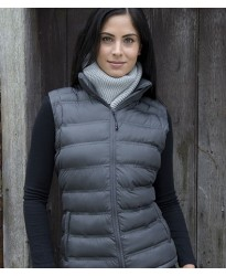 Personalised Gilet RS193F Ladies Ice Bird Padded Result