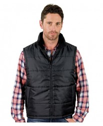 Personalised Bodywarmer RS208 Padded Result