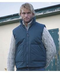 Personalised Bodywarmer RS44 Fleece Lined Result
