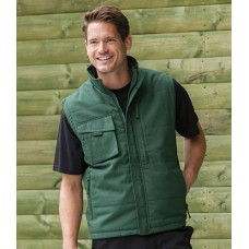 Personalised Gilet 014M Russell