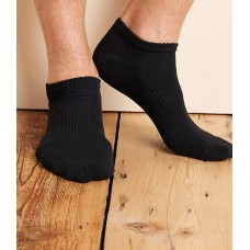 Personalised Socks GD321 No Show Gildan