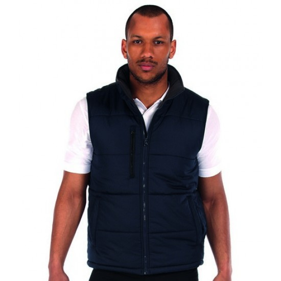 Personalised Bodywarmer RG190 Zev Regatta