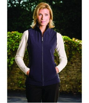 Personalised Bodywarmer CR045 Craghoppes Ladies Soft Shell Craghoppers