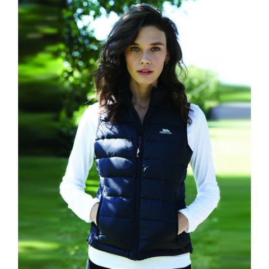 Personalised Bodywarmer TP123 Ladies Corrina Trespass