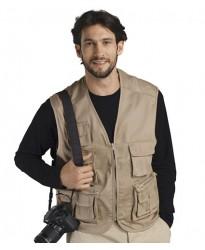 Personalised Waistcoat 43630 Unisex Wild SOL'S