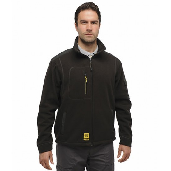 Personalised Fleece Jacket RG507 Sitebase Regatta 280 GSM