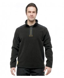 Personalised Fleece RG511 Intercell Zip Neck Regatta 280 GSM