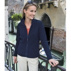 Personalised Micro Fleece Jacket RS115F Horizon Ladies Regatta 280 GSM