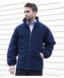 Personalised Fleece Jacket RS219 Polartherm Winter Result 280 GSM