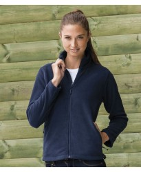 Personalised Outdoor Fleece 870F Ladies Russell 320 GSM