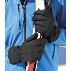 Personalised Thermal Gloves RS364 Softshell Result