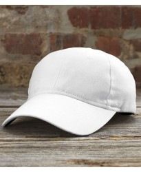 Personalised Twill Cap AV701 Brushed Anvil
