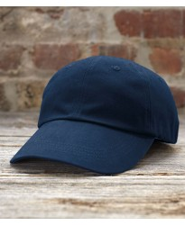 Personalised Twill Cap AV705 Low Profile Brushed Anvil