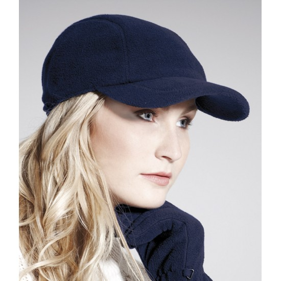 Personalised Everest Cap BB250 Suprafleece Beechfield