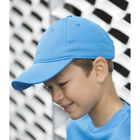 Personalised Cap JC090B Kids AWDis
