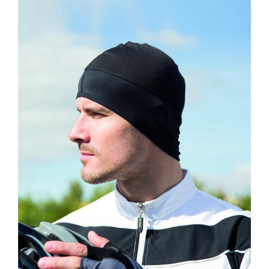 Personalised Winter Hat SR263 Bikewear Spiro