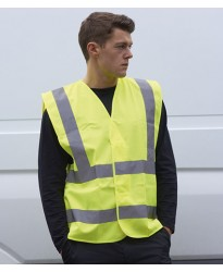 Personalised Vest PW001 Hi-Vis Bomber Portwest