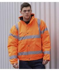 Personalised Jacket GO/RT PW021 Hi-Vis Bomber Portwest