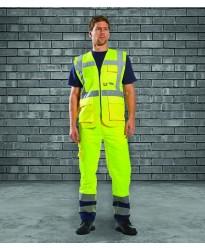 Personalised Executive Vest PW303 Hi-Vis Portwest