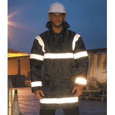 Personalised Coat RS23 Reflective Management Result