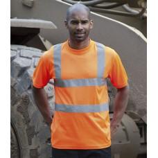 Personalised T-Shirt HV71 Hi-Vis RTY 145 GSM