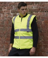 Personalised Jacket WR008 Denver Hi-Vis Warrior
