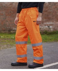 Personalised Trousers WR010 Seattle Hi-Vis Warrior