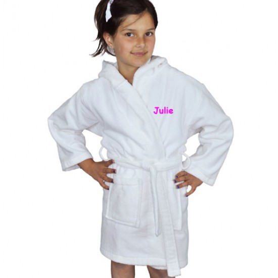 These unisex kids robes can be; Sold & Shipped by RobeSale. Product - Simplicity Kids Microfiber Robe Kids Terry Hooded Robe Bathrobe, Medium Blue, L. Product Image. Product Title. Simplicity Kids Microfiber Robe Kids Terry Hooded Robe Bathrobe, Medium Blue, L. Price $ 69 - .