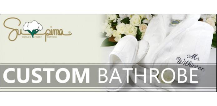 Personalised Bathrobes