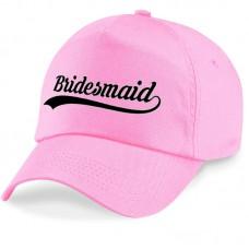Personalised Custom text printed on Baseball caps