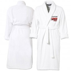 Your CUSTOM logo Embroidery on bathrobe