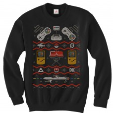 Gamer Lover Christmas Ugly Jumper