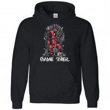 GAME OVER Thrones Hoodie