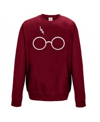 Geek Glasses Sweatshirts