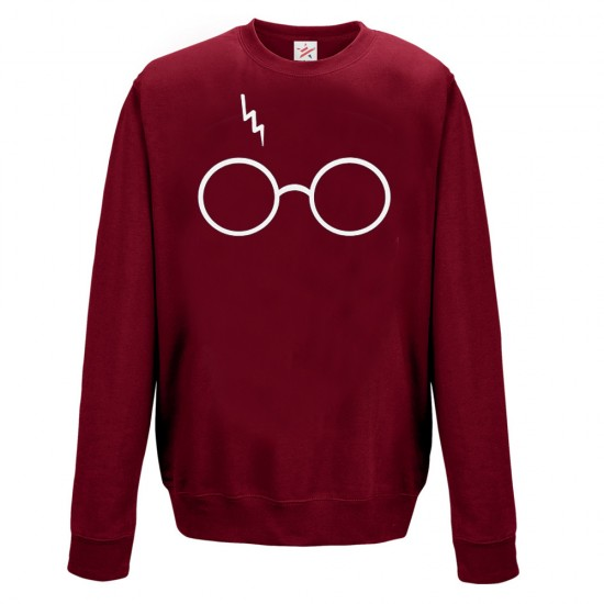 Geek Glasses Sweatshirts