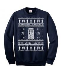 Doctor Christmas Ugly Jumper