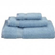 Egyptian Bath Size Soft BlueTowel